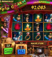Gypsy Charm Slot Machine Launches with Wild Reels