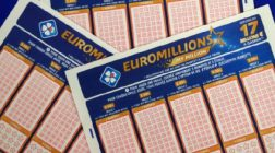€25M EuroMillions Results for Tuesday March 21