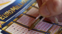 €45M EuroMillions Results for Tuesday April 25