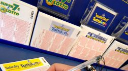$21M Saturday Lotto Results for Saturday March 25