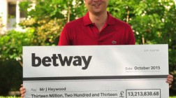 Betway Player Hits £13.2 Million Mega Moolah Slot Progressive Jackpot