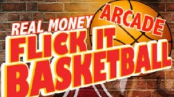 Flick It Hoops Professional Makes Arcade Betting Mobile