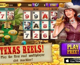Texas Reels offers True Multiplayer Slot Gaming