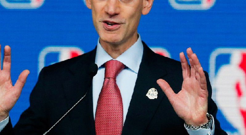 NBA Commissioner Expresses Support for Gambling