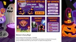 Scary Bingo Offers Halloween Thrills all Year Long