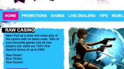 Raw Casino Launches with Unadulterated Gambling
