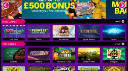 Touch Lucky Casino Offers Extensive Mobile Gaming