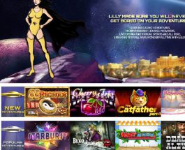 Space Lilly Casino Takes You Gambling Across the Known Universe