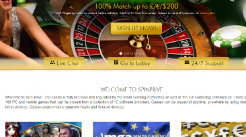 Spin Prive Casino Offers Games from 17 Developers