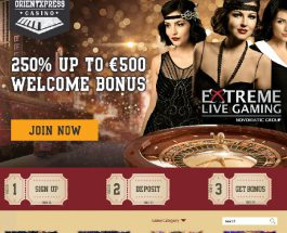 Orient Xpress Casino Takes You on a Journey