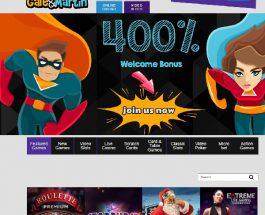 Gale and Martin Casino Is the Superheroes Online Casino