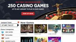 Jackpot Luck Casino Offers Multiple Progressive Jackpots