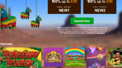 Slot Ranch Casino Features Hundreds of Top Slots