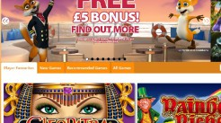Tiny Slots Casino Offers a Massive Collection of Games