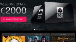 Boss Casino Offers Top Quality Gambling Entertainment