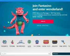 Fantasino Casino Takes You on a Journey Full of Winnings