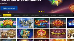 Astralbet Casino Will Take You To the Stars