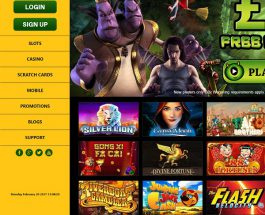 Monster Casino Offers Huge Bonuses
