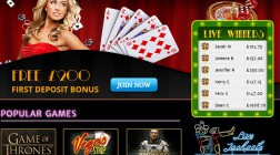 Dream Palace Casino Features Games from 11 Developers