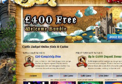 Castle Jackpot Casino Transports You to a Medieval Casino