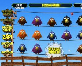 Birdz Slot Features Flying Feathery Bonuses