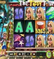 Betsoft's The Tipsy Tourist Slot Takes Players Spinning and Drinking