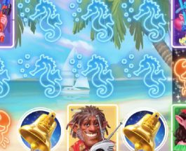 Sam on the Beach Slot Offers Free Spin Mini-Features