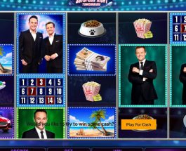Ant & Dec's Saturday Night Takeaway Slot Features Win the Ads Bonuses