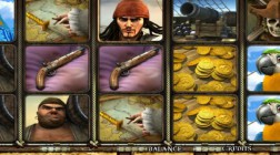 Barbary Coast Slot Features Five Pirate Bonus Games