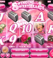 Swinging Sweethearts Slot Offers Winnings to Lovers