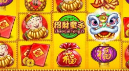 Zhao Cai Tong Zi Slot Offers Straightforward Slot Fun