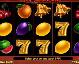Hot Frootastic Slot Offers Classic Play on 5 Reels