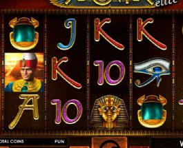 Amun Ra Slot Brings You Egyptian Themed Spins