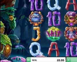 The Odd Forest Slot Offers Fairy Bonuses and Spins