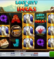 The Lost City Of Incas Slot Offers You Ancient Riches