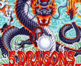 5 Dragons Slot Features Five Free Spins Games