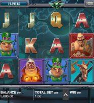 Power Force Villains Slot Features Two Progressive Jackpots