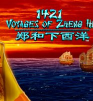 Go Sailing in 1421 Voyages of Zheng He Slot