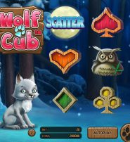 Wolf Cub Slot Offers Snowy Free Spins