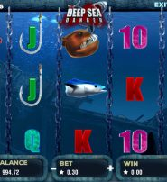 Deep Sea Danger Slot Offers Bidirectional Payouts