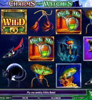 Charms & Witches Slot Launches In Time for Halloween