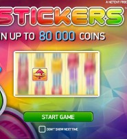 Stickers from Net Entertainment Offers Unlimited Free Re-Spins