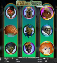 Attack of the Zombies Slot Features Hunter Wild Symbols