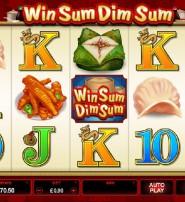 Win Sum Dim Sum Slot Offers Chinese Themed Bonuses