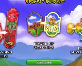 Fields of Fortune Slot Offers Healthy Eating Free Spins