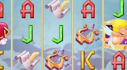 Cupid: Wild at Heart Slot Features Three Bonus Games
