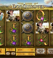 Playtech's The Riches of Don Quixote Slot is a Spanish Adventure
