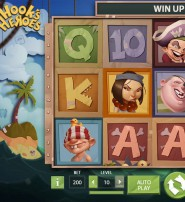 Net Entertainment's Hook's Heroes Slot Offers a Pirate Adventure