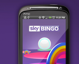 Playtech Launches Bingo App for Sky Bet