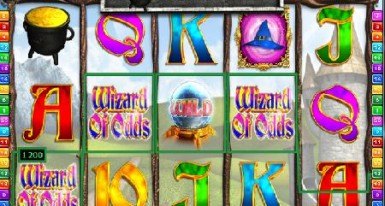 Wizard of Odds Slot Jackpot Reaches £146,000